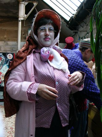 clowngestaltRosine056
