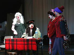 Clown Gestalt - Clowns