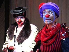 Clown Gestalt - le groupe continu annuel